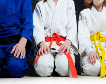Kids Martial Arts in Stafford - Warrior Martial Arts