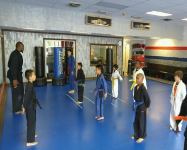 Kids Martial Arts in Greensboro - Konquer Martial Arts Academy