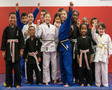 Kids Martial Arts in Hackensack - Poise Martial Arts & Fitness