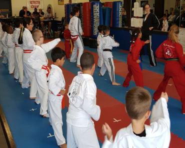 Kids Karate in San Antonio - Talamantez Karate