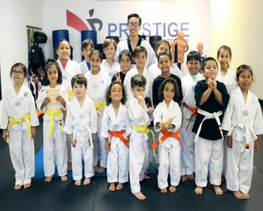Kids Martial Arts in La Habra - Prestige Martial Arts & Fitness