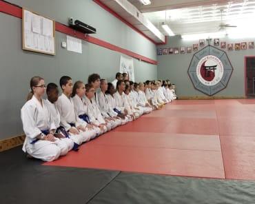 Kids Martial Arts in Leesville - West Louisiana Jujutsu Training Academy