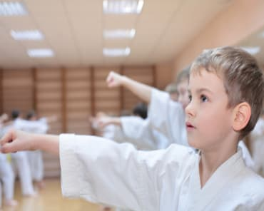 Kids Martial Arts in George Town - Cayman Karate Academy
