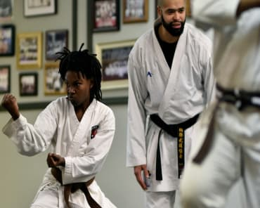 kids martial arts in kansas city