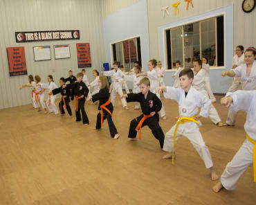 Kids Martial Arts in Dover - Dover Dragons