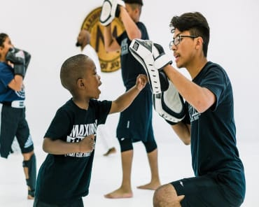 Kids Martial Arts in Dunellen - Maximum Athletics