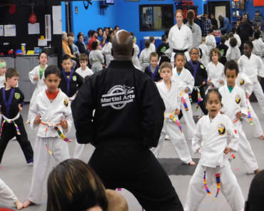 Kids Martial Arts in Omaha - Championship Martial Arts - Omaha