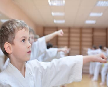 Kids Martial Arts in Raleigh - Peck's Taekwondo America