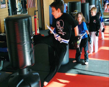 Kids Martial Arts in Belmont