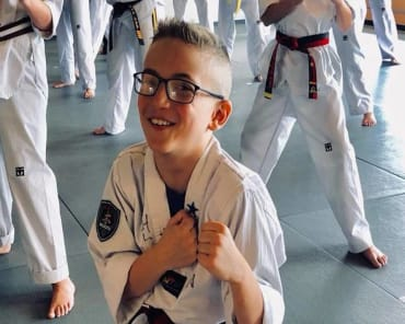 Kids Martial Arts in Kansas City - Millennium Academy