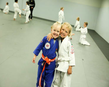 Kids Martial Arts in Woodward - RYSE MMA