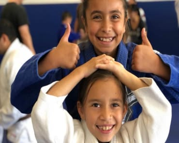 Kids Martial Arts in Orange - Mamute Jiu Jitsu