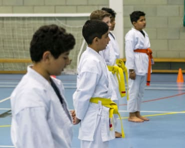 Kids Karate in Langley - KickFit Martial Arts School Langley