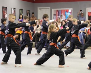 Kids Martial Arts in Spring - HERO Martial Arts Academy