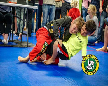 Kids Martial Arts in Farmers Branch - RCJ Machado Jiu-Jitsu - Farmers Branch