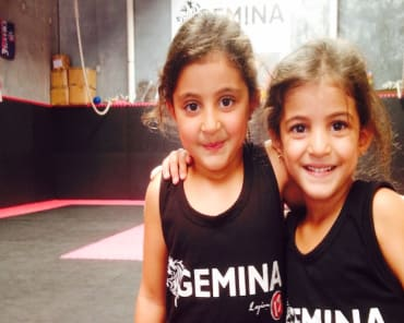 Kids Martial Arts in Port Kennedy - Gemina Mixed Martial Arts