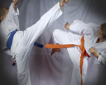 Kids Martial Arts in Hesperia - Foo Dogs Martial Arts Academy