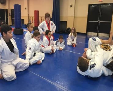 Kids Martial Arts in Washington County - Pittsburgh Martial Arts