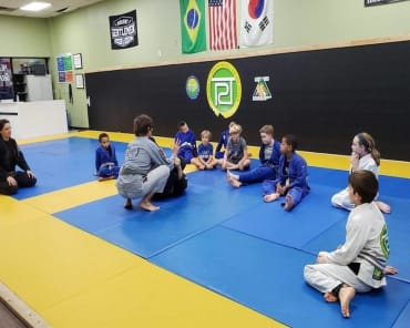 Kids Martial Arts Pineville
