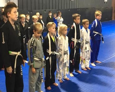 Kids Martial Arts in Parker County - Epic Fight & Fitness Academy