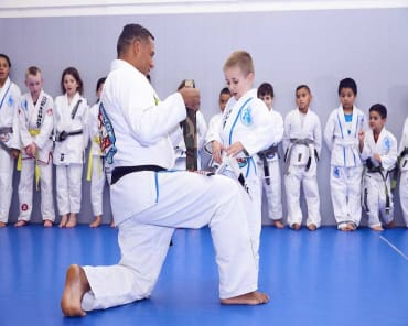 Kids Martial Arts in Fort Worth - Marcos Santos Academy