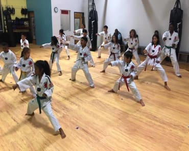 Kids Martial Arts in Natomas - Natomas Academy - Family Taekwondo