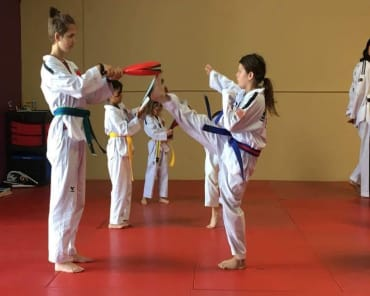 Kids Martial Arts in Roseville - Roseville Academy - Family Taekwondo