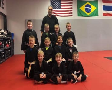 Kids Martial Arts in Kingsport - Bushido Mixed Martial Arts