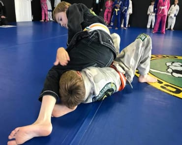 Kids Martial Arts  in Shreveport - RCJ Machado Jiu Jitsu - Shreveport