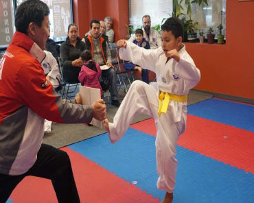 Kids Martial Arts Beaverton