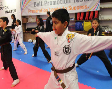 Warrington Kids Martial Arts