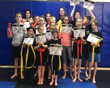 Kids Martial Arts in Moorabbin - Krav Maga Evolution