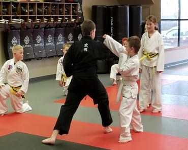 Kids Martial Arts in South Milwaukee - Sorce Martial Arts