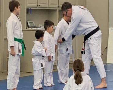 Lubbock Kids Jiu Jitsu - Pittman's Academy of Martial Arts