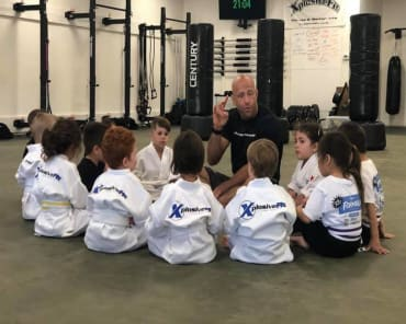 Kids Martial Arts near West Hills