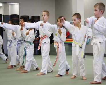 Kids Tae Kwon Do near Herndon