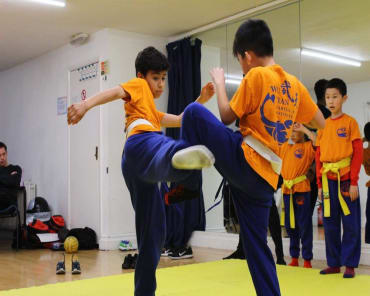 Kids Martial Arts near Camden Town