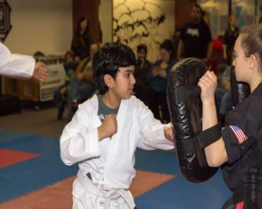 Kids Martial Arts near Liverpool
