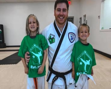 Kids Taekwondo near Denton