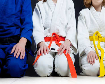 Kids Martial Arts Hot Springs