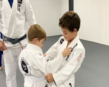 Kids Brazilian Jiu Jitsu near Highland Village