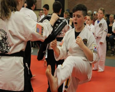 Kids Taekwondo near Medford