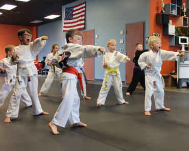 Kids Martial Arts  near Clayton