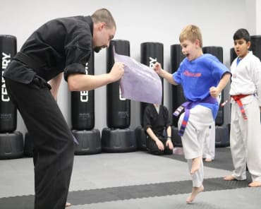 Kids Taekwondo near Morris Plains