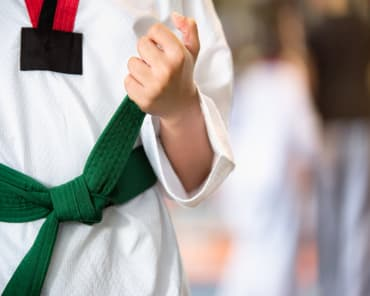 Kids Martial Arts near Winston Salem