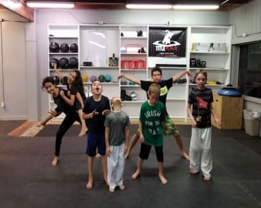 Kids Martial Arts in Rockledge - Florida Combat Academy