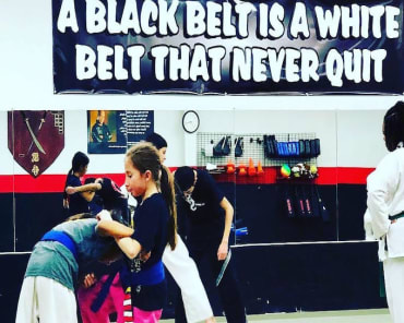 Kids Martial Arts near El Paso Eastside