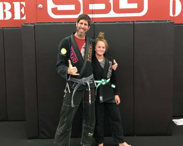 Kids Martial Arts in Athens - SBG Athens