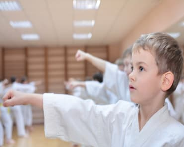 Kids Martial Arts in Aventura - Master Sang's TNT