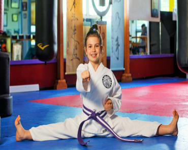 kids martial arts bethesda